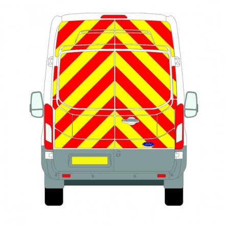 FORD TRANSIT VAN CHEVRON KIT 2014+