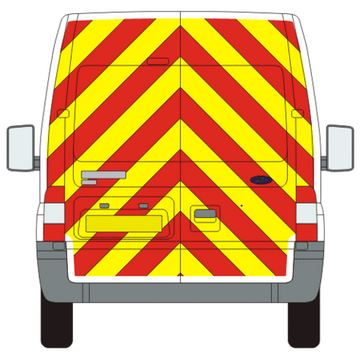 FORD TRANSIT FULL CHEVRON KIT 00-06