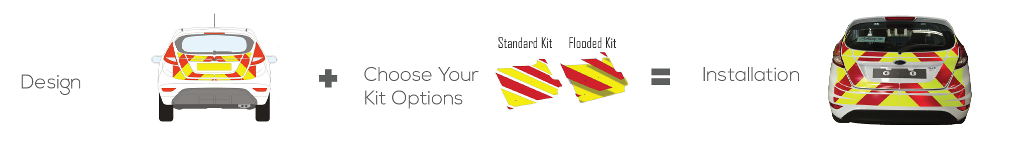 Fleet ID Chevron Kits