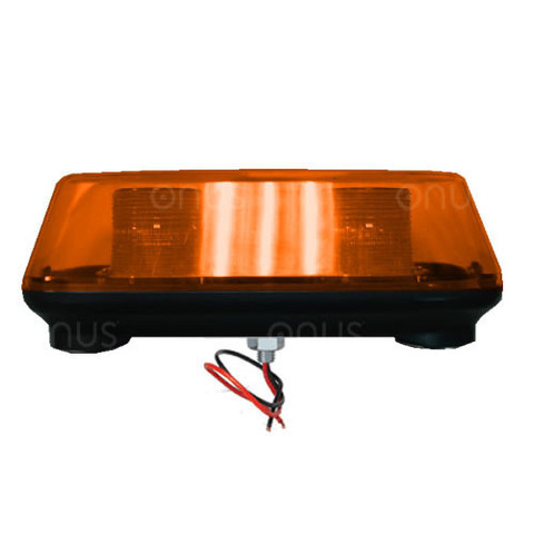 ONUS COMPACT SINGLE BOLT XENON STROBE MINI LIGHTBAR (0.4M)