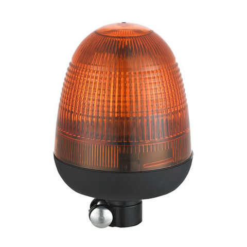 ONUS DIN POLE MOUNT LED FLASHING BEACON (DUAL-VOLTAGE)