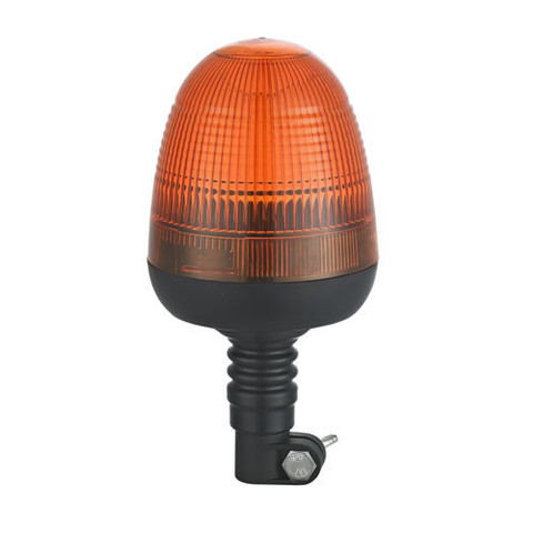 ONUS FLEXIBLE DIN POLE MOUNT LED FLASHING BEACON (DUAL-VOLTAGE)