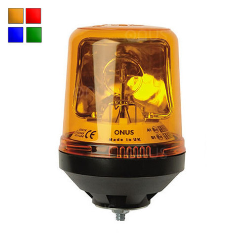 ONUS SINGLE BOLT ROTATING FLASHING BEACON